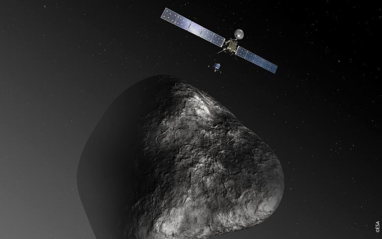 Rosetta, una misión histórica