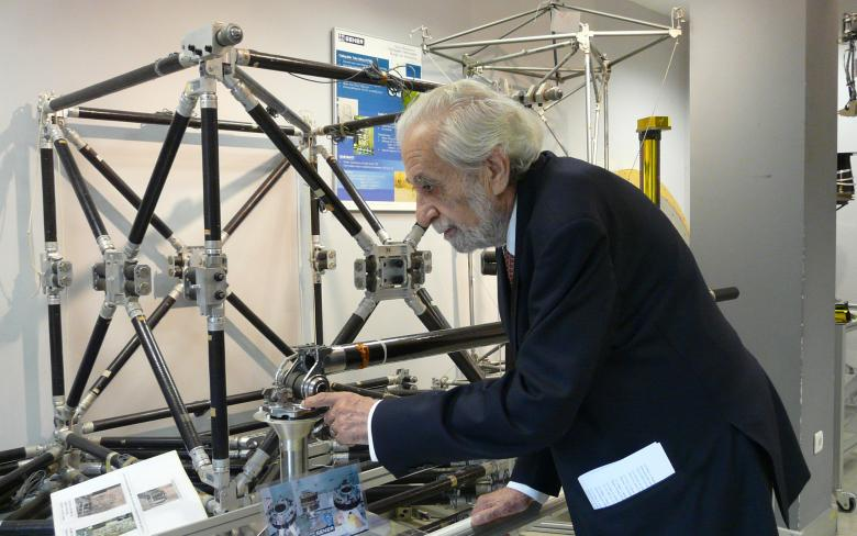 Spacelab, el bautizo de Carlos Pascual en el Espacio