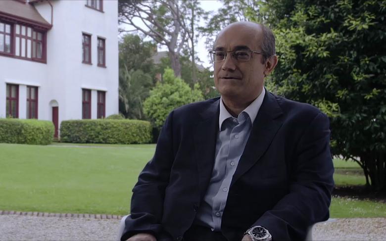 José Ignacio Bueno recuerda su paso por la misión Envisat