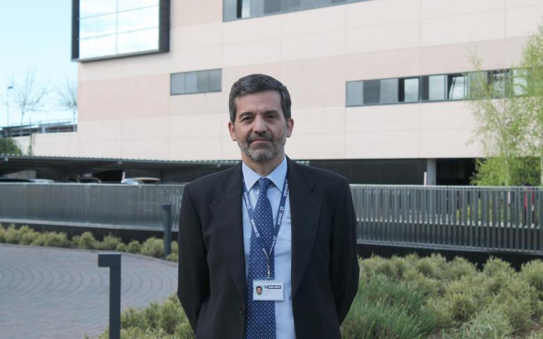 José Ramón Villa, miembro de la familia MetOp