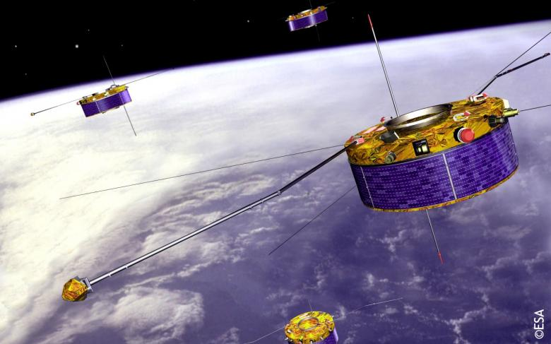Cluster I and II, the first series of micro-satellites with SENER equipment